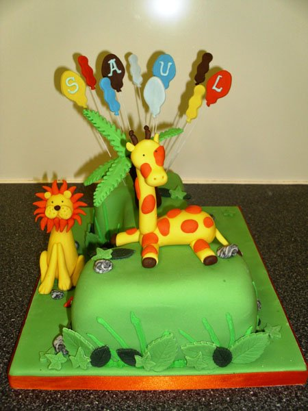 Children s Cakes - Cake Toppers Redcar