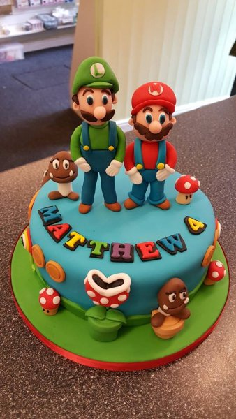 Children's Cakes - Cake Toppers Redcar