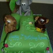 jungle no.1 cake