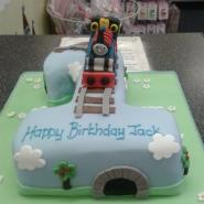 thomas no.1 cake