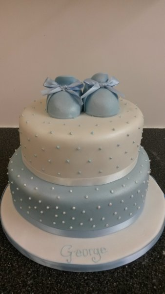 Cake Toppers Redcar Uk : Christening Cakes - Cake Toppers Redcar