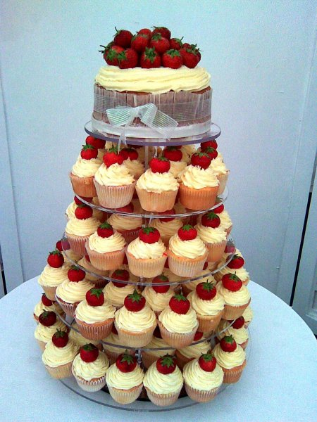 Cake Toppers Redcar Uk : Wedding Cupcakes - Cake Toppers Redcar