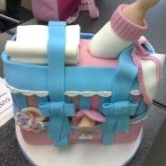 3d baby bag